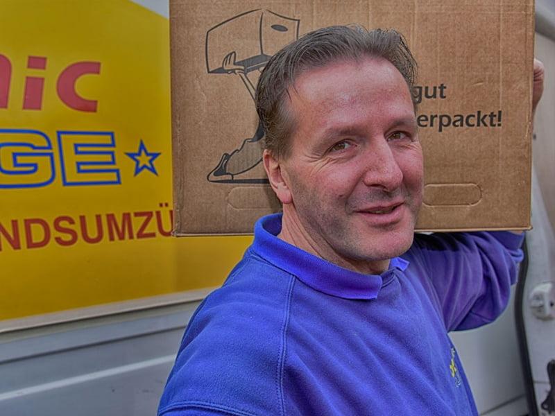 Dynamic Umzüge - Jens Müller