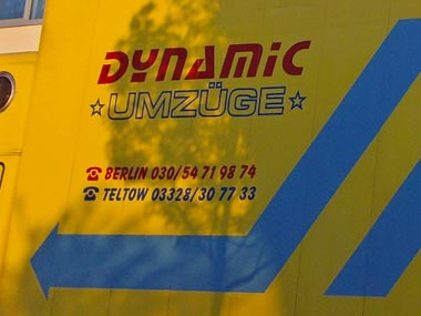 Dynamic Umzüge - Ihr Partner für professionellen Umzugsservice